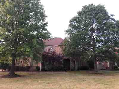 Collierville Single Family Home Contingent: 1168 Irwins Gate