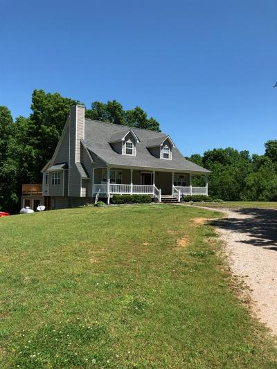 Morris Chapel Single Family Home For Sale: 825 Sycamore