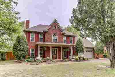 Collierville Single Family Home Contingent: 615 Merriweather