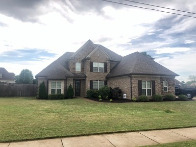 Atoka Single Family Home For Sale: 73 Buck Trail