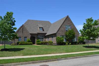 Collierville Single Family Home For Sale: 1359 Martway
