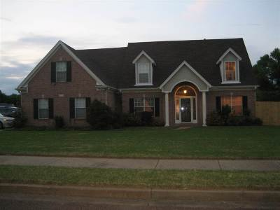 Olive Branch Single Family Home For Sale: 6816 N Hamilton
