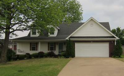 Atoka Single Family Home For Sale: 52 Hayes Run