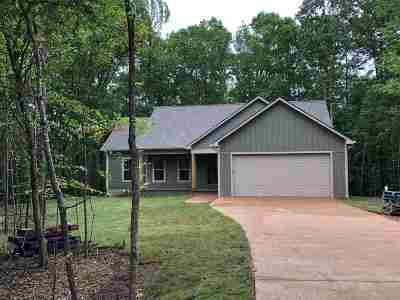 Counce Single Family Home For Sale: 160 Miss Abbey