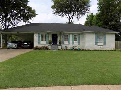Shelby County Single Family Home For Sale: 4686 Mallory