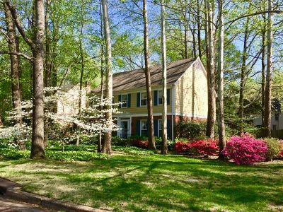 Germantown Single Family Home Contingent: 8439 Briar Creek