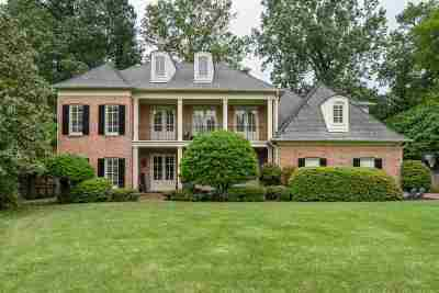 Memphis Single Family Home For Sale: 6601 May Hollow
