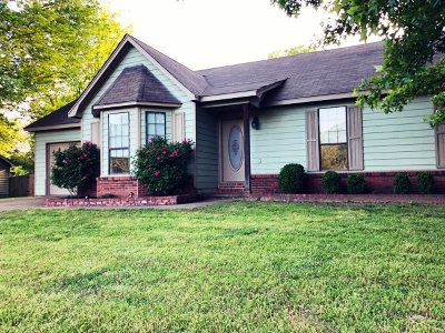 Atoka Single Family Home For Sale: 137 Mignon