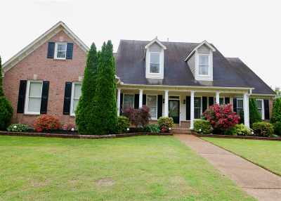 Collierville Single Family Home For Sale: 511 Sagewood