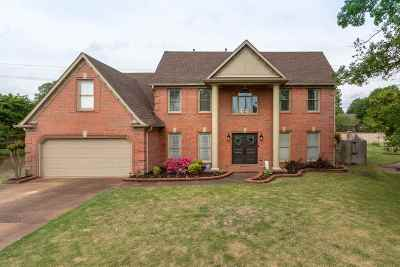 Collierville Single Family Home Contingent: 450 Fernleigh