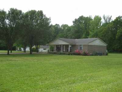 Adamsville Single Family Home For Sale: 3842 Hwy 22