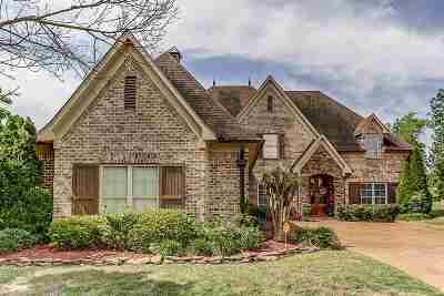 Olive Branch Single Family Home For Sale: 6867 Dakota