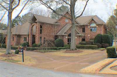 Memphis Single Family Home For Sale: 3315 Clubhill