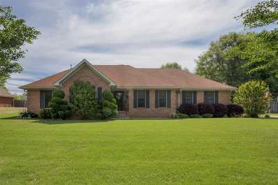 Munford Single Family Home Contingent: 214 Gretna Green