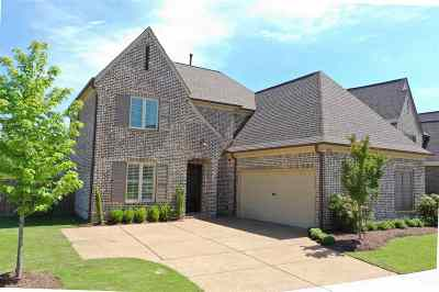 Collierville Single Family Home Contingent: 10076 Winding Cross