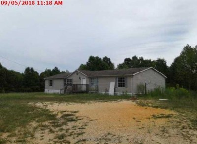 Lawrenceburg TN Single Family Home For Sale: $56,940