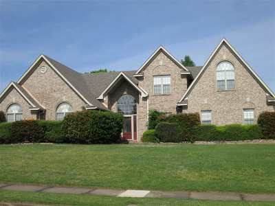 Bartlett Single Family Home For Sale: 5023 French Broad