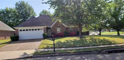 Bartlett Single Family Home Contingent: 6264 Lake View