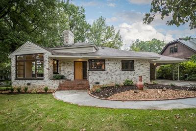 Memphis Single Family Home For Sale: 2969 Iroquois