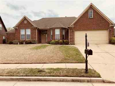 Memphis Single Family Home For Sale: 5294 Solitaire