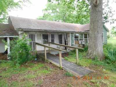 Iuka MS Single Family Home For Sale: $16,900
