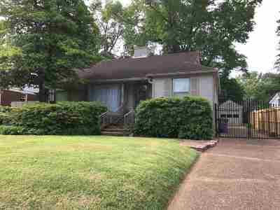 High Point Terrace Single Family Home For Sale: 3553 Kenwood