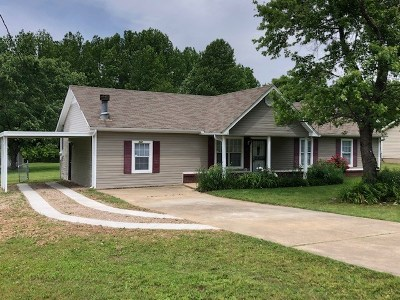 Atoka Single Family Home For Sale: 219 Shannon
