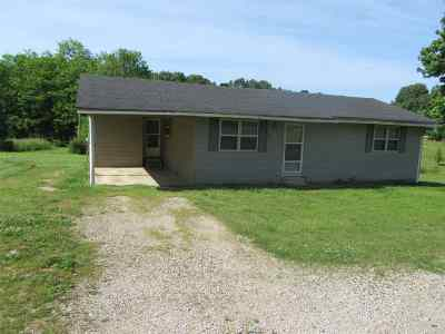Savannah TN Single Family Home For Sale: $84,900