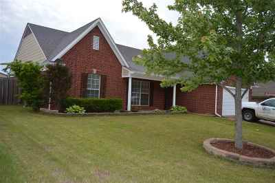 Arlington Single Family Home Contingent: 5517 Brayton