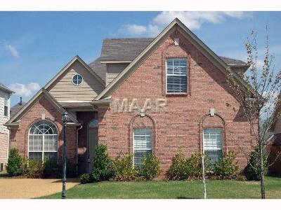 Collierville Single Family Home For Sale: 4644 Jasper Park