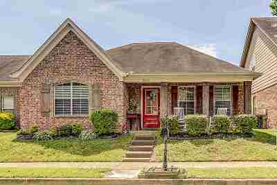 Memphis Single Family Home For Sale: 10243 Morning Hill