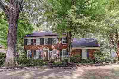Germantown Single Family Home Contingent: 1819 Old Mill