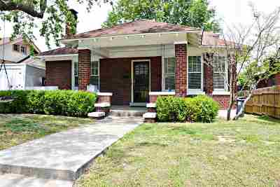 Central Gardens Single Family Home For Sale: 1574 Vance