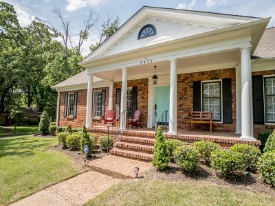 Memphis Single Family Home For Sale: 5472 Fiesta