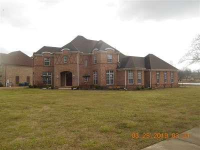 Bartlett Single Family Home Contingent: 4914 Valley Von