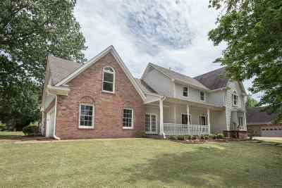 Memphis Single Family Home Contingent: 1550 Wood Mills