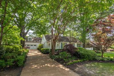Memphis Single Family Home Contingent: 428 Greenfield