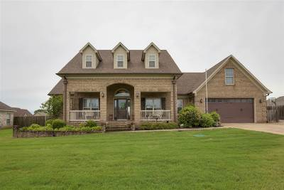 Atoka Single Family Home Contingent: 1335 Walker