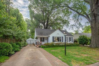 High Point Terrace Single Family Home Contingent: 544 Sevier