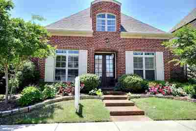 Collierville Single Family Home Contingent: 337 Dogwood Valley