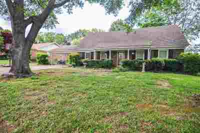 Southaven Single Family Home Contingent: 8424 E Farmington
