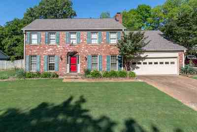 Germantown Single Family Home For Sale: 3023 Circle Gate