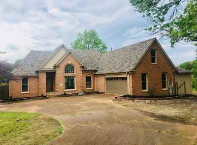 Memphis Single Family Home For Sale: 5073 White Lake