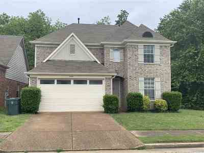 Memphis Single Family Home For Sale: 8592 Napoli
