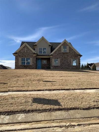 Munford Single Family Home For Sale: 55 White Way