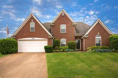 Arlington Single Family Home Contingent: 11643 Summer Meadows
