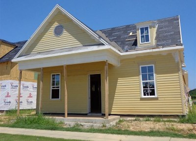 Collierville Single Family Home For Sale: 530 S Shea