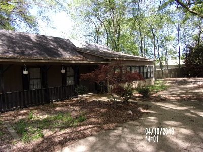 Collierville Single Family Home For Sale: 9800 E Holmes