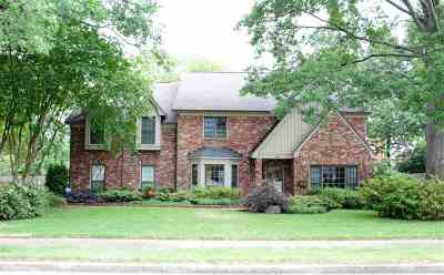 Germantown Single Family Home Contingent: 9348 L'anguille
