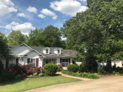 Savannah TN Single Family Home For Sale: $394,000